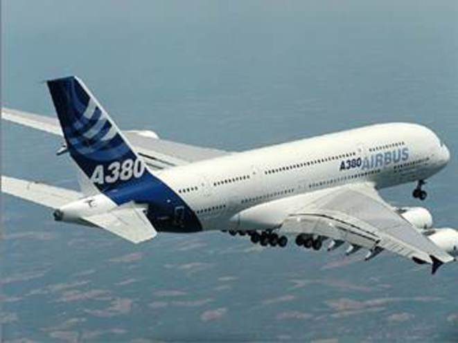 L'Airbus A 380 © photo DR