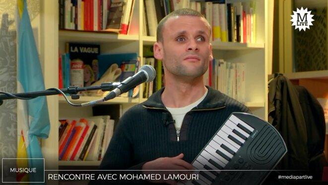 Mohamed Lamouri, des souterrains à la lumière