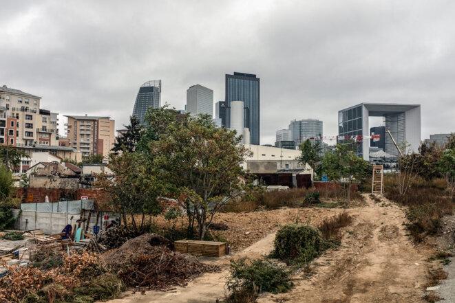 Paris vu de ses banlieues: le chaos inégalitaire