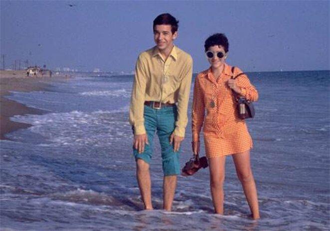 USA 1968, tour détour deux enfants