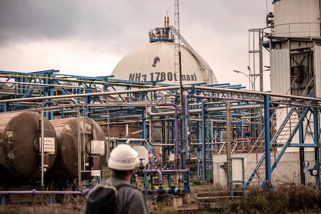 A Mazingarbe, la désindustrialisation à bas bruit de l'ex-bassin minier