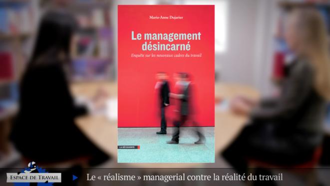 « Espace de travail »: bienvenue dans le monde terrifiant du management
