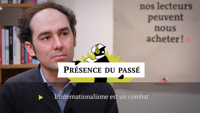 L'internationalisme est un combat