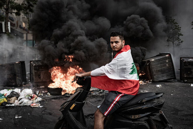À Beyrouth, un an après l'explosion, des plaies encore à vif