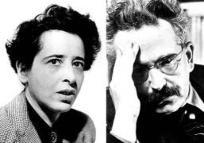 """hannah arendt+walter benjamin essay This essay reconstructs hannah arendt's reading of marx and hegel in order to   57 walter benjamin, """"theses on the philosophy of history"""",."""