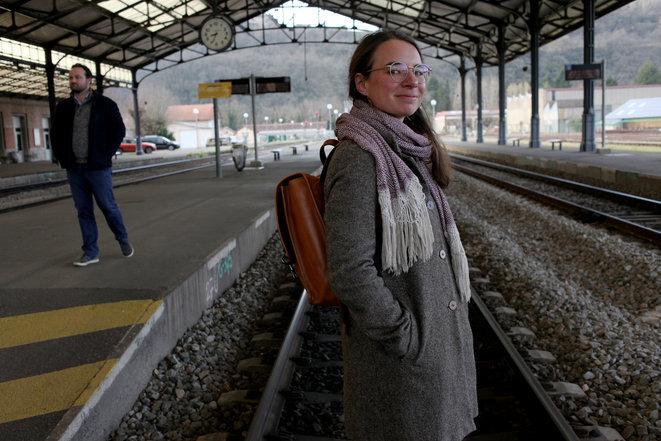 Bordeaux-Lyon, en train et en coopérative