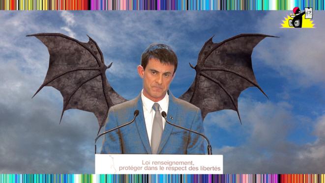 Rythm&News n°6. Manuel Valls, l'ange du renseignement