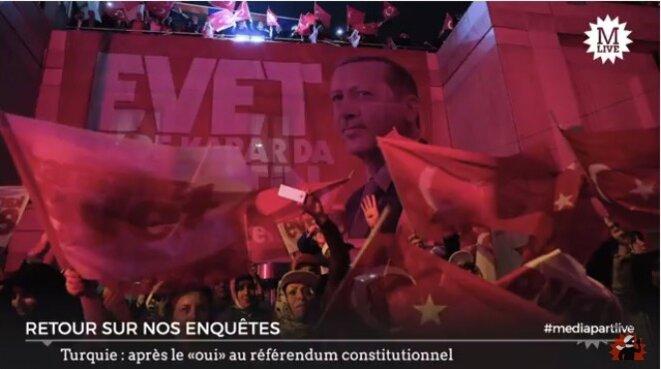 Turquie : après le «oui» au référendum d'Erdogan