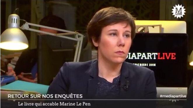 Les réseaux et l'argent noir de Marine Le Pen