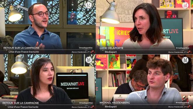 MediapartLive: Les MacronLeaks et un retour sur la campagne