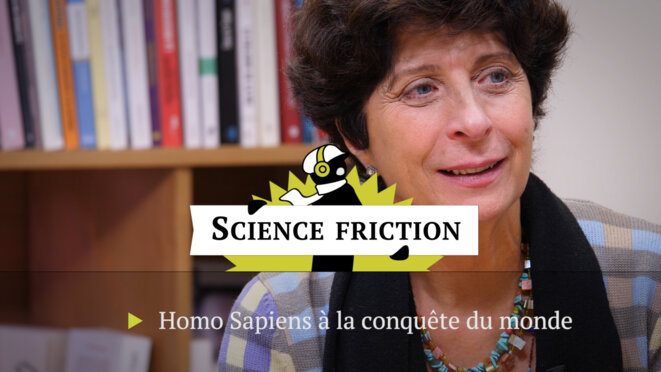 Comment Homo sapiens a conquis le monde