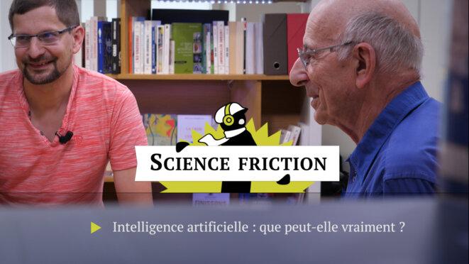 Que peut vraiment l'intelligence artificielle?