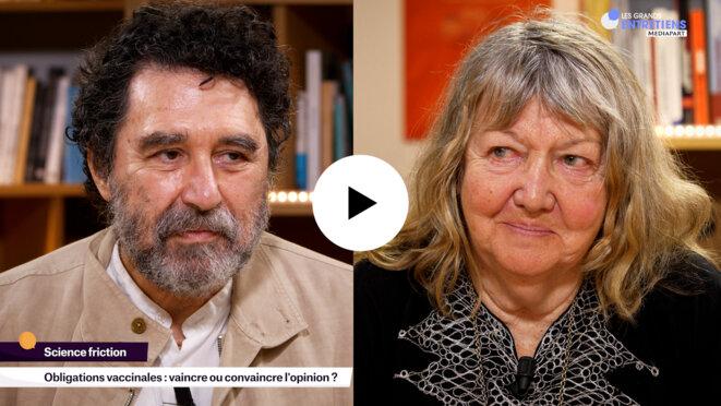 Vaccins : en France, la stratégie a oscillé entre contrainte et conviction