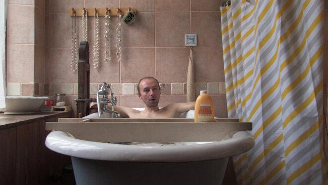 «Sous la douche, le ciel»: oui, du luxe... et pour les sans-abri!