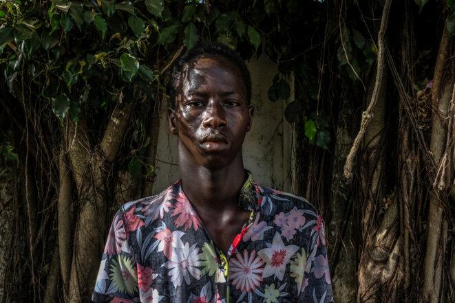 A Conakry, avec les manifestants victimes des violences policières