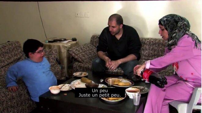 Court métrage palestinien: «Six Doigts»