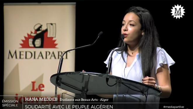 MediapartLive: «Solidarité avec le peuple algérien»