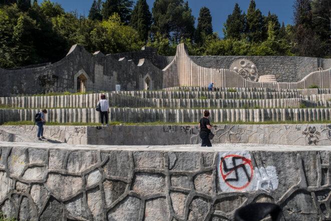 L'ex-Yougoslavie bataille autour des symboles de l'antifascisme