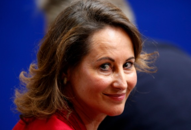 Ségolène Royal © Reuters