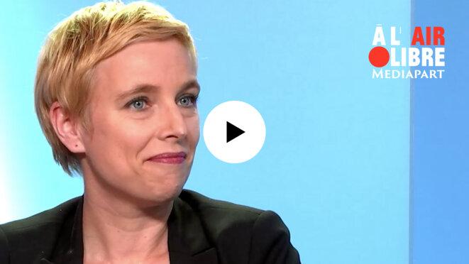 Clémentine Autain: «La gauche doit assumer ses principes»