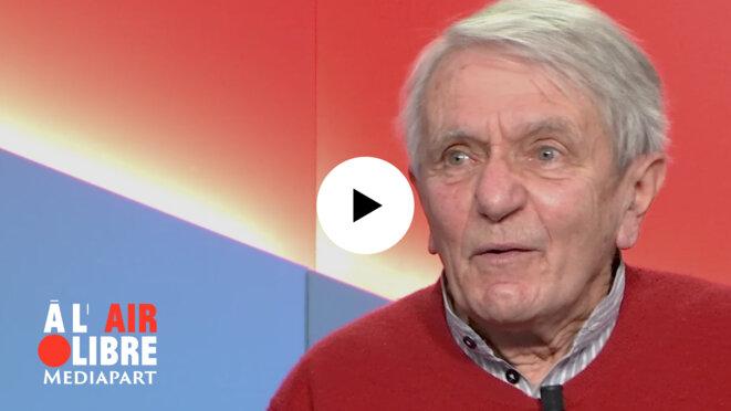 Jacques Rancière: «Le PS a largement tué la gauche»