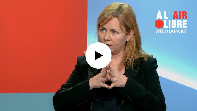 Emilie Cariou: «On ne peut pas tenir une société avec la police»