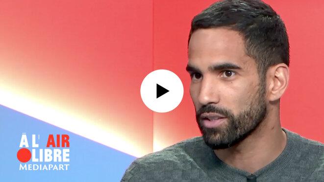 Ouissem Belgacem: «Il y a un silence pesant de la Fédération de foot sur l'homophobie»