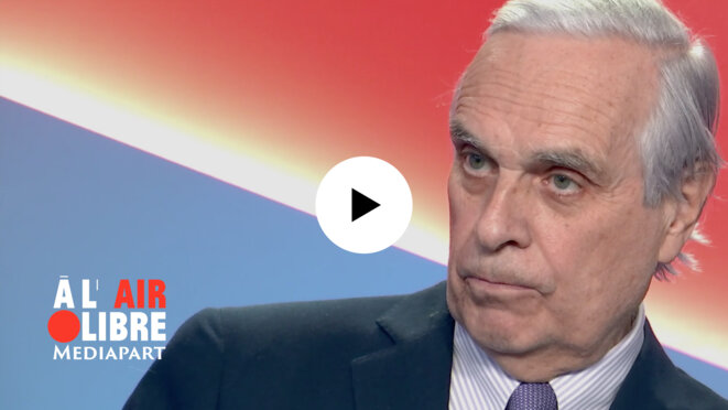 Jean-Marie Burguburu: «La police, si elle agit normalement, n'a pas à se cacher»