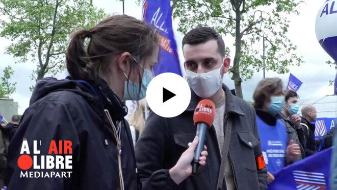 Manifestation des policiers: les syndicats plastronnent