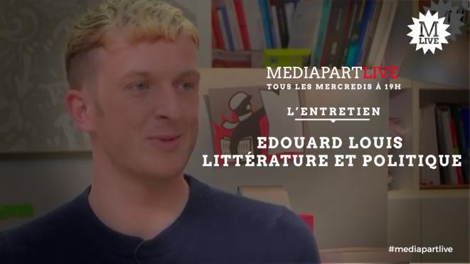 Edouard Louis: «J'ai voulu écrire l'histoire de la destruction d'un corps»