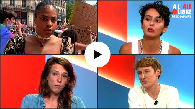 Le meilleur d'«À l'air libre» : LGBTI+ en lutte