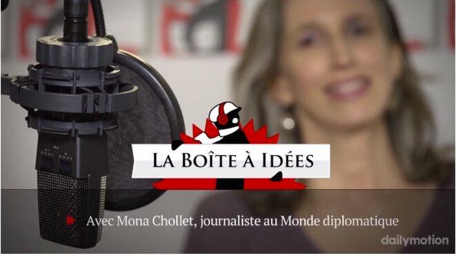 Mona Chollet : la politique à domicile