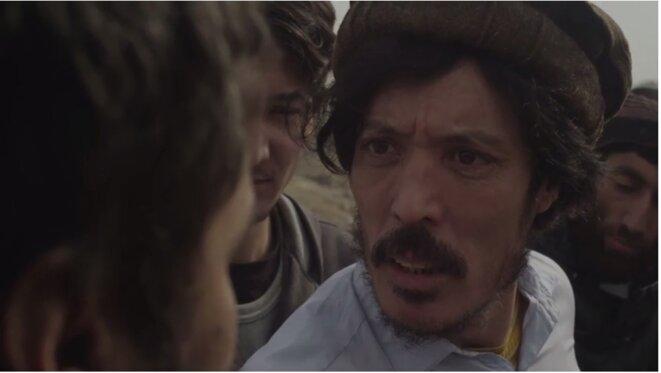 Court métrage: «La croix», le dilemme des clandestins