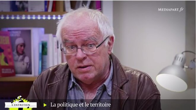 Laurent Davezies: la politique et les territoires