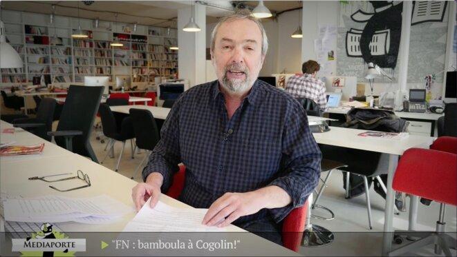 MediaPorte: «FN, fête et jet-set à Cogolin!»