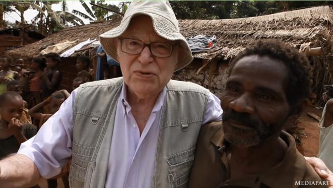 «Simha», itinéraire d'un musicien juif devenu expert de polyphonies africaines