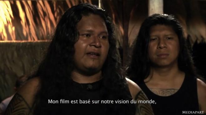 «Unti, les origines»: esprit amérindien