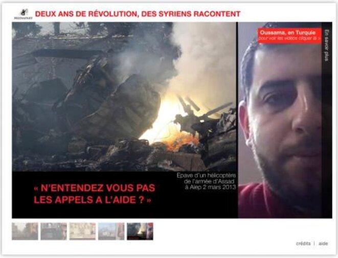 Syrie: le récit de la révolution