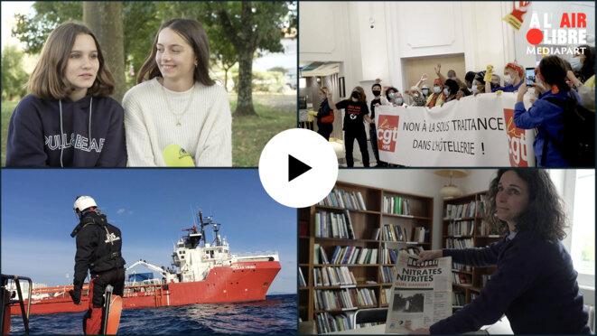 Le meilleur d'« À l'air libre » : nos reportages partout en France (et dans le monde)