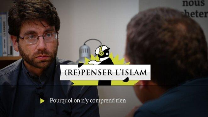 Adrien Candiard: «Il ne suffit pas de proposer un islam modéré»