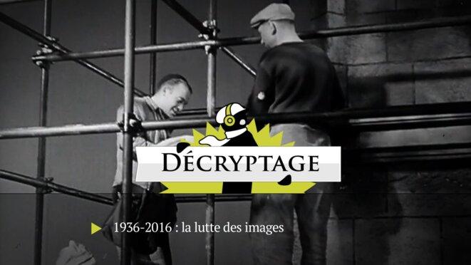 1936-2016: la lutte des images