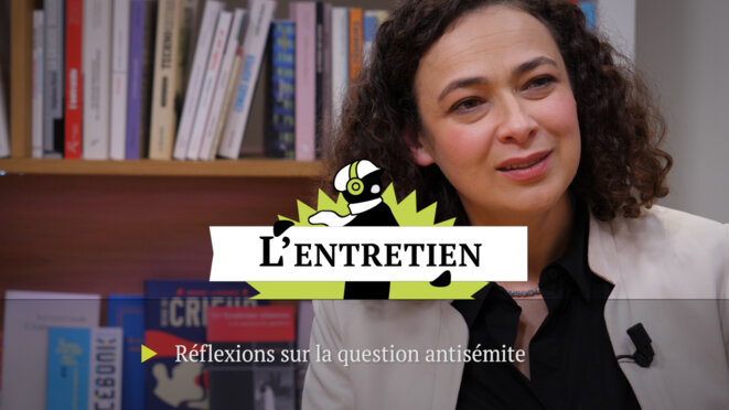 Delphine Horvilleur: «L'antisémite à travers les siècles est toujours un intégriste»