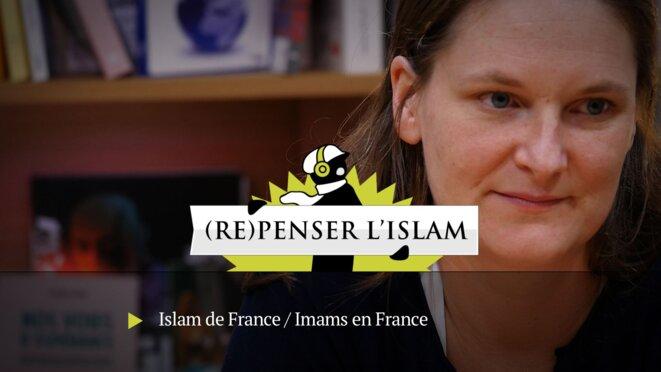 Solenne Jouanneau: «Les imams, une autorité sous contrôle»
