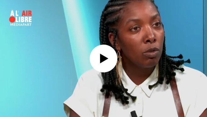 Amandine Gay :  «L'adoption est un enjeu politique»