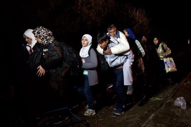 Dernier jour sur la frontière serbo-hongroise