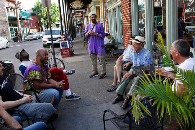 En Louisiane, 100 jours après l'ouragan Trump