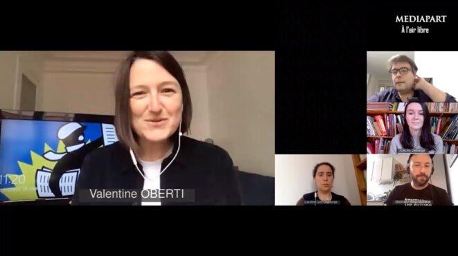 «A l'air libre», la nouvelle émission vidéo de Mediapart au temps du coronavirus