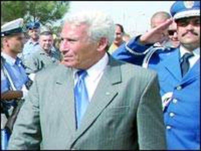 Ali Tounsi,le responsable N° 1 de la police algérienne.