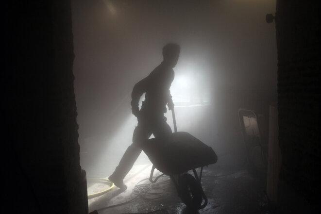 Pour retrouver le «sens du travail», Loïc a lâché le son pour l'orge