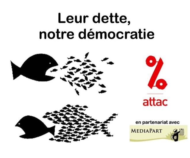 Leur dette, notre démocratie